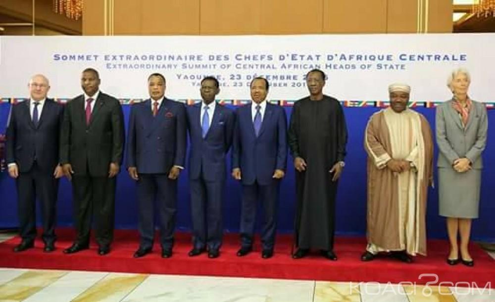 Cameroun: Sommet de Yaoundé, la Cemac opte pour le plan d'austérité du Fmi et ne dévalue pas le FCFA