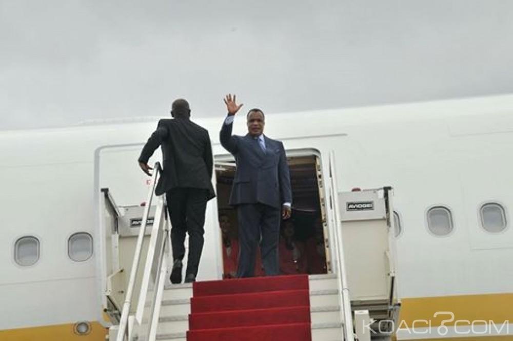 Congo: Sassou N'guesso, invité de fin d'année de Donald Trump ?