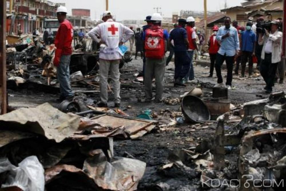 Nigeria:  Une tentative d'attentat déjoué à Maiduguri, une kamikaze arrêtée