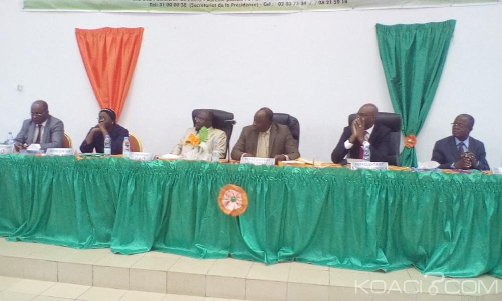 Côte d'Ivoire:  Bouaké, la loi du 20 novembre 1974  relative à la condition des chercheurs scientifiques passée au scanner