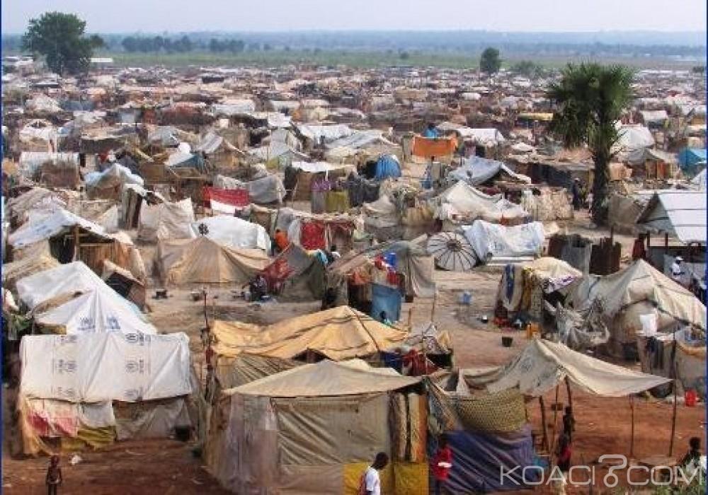 Centrafrique: Au moins trois morts dans l'incendie d'un camp de déplacés