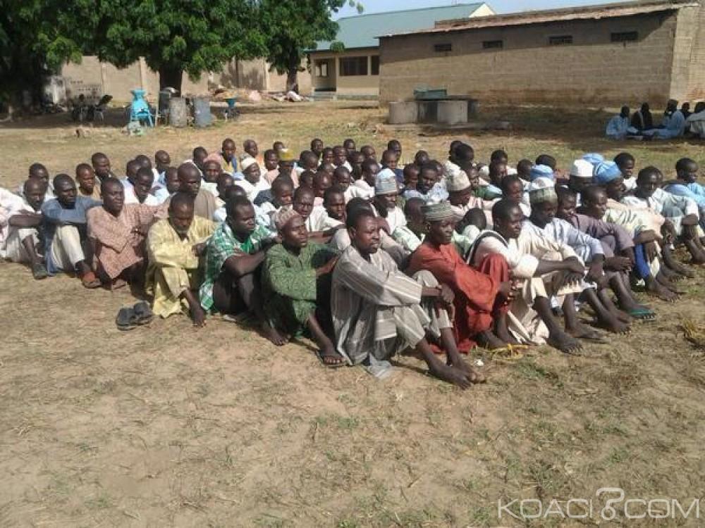 Niger : 31 combattants de Boko Haram dont 4 femmes se rendent à l'armée