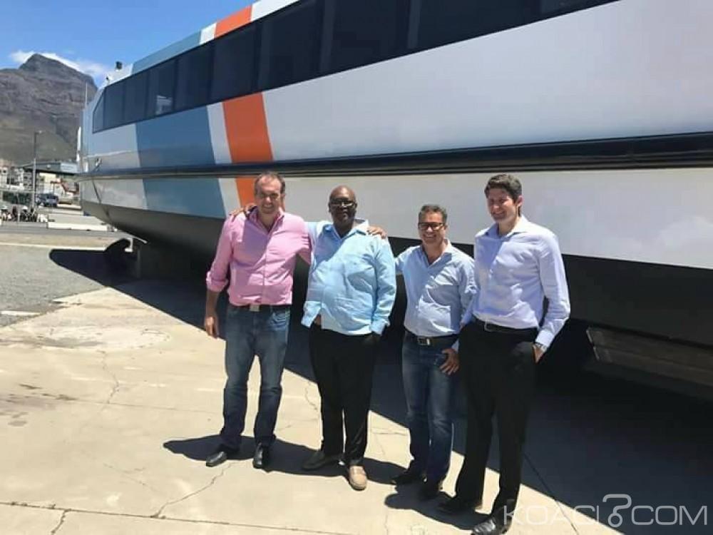 Côte d'Ivoire: Transport Lagunaire, la CITRANS s'annonce avec la réception d'un navire dénommé «Lady Dominique»