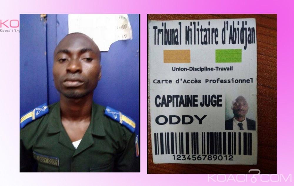 Côte d'Ivoire: Il se fait passer pour un magistrat militaire, et se fait épingler  dans un commissariat