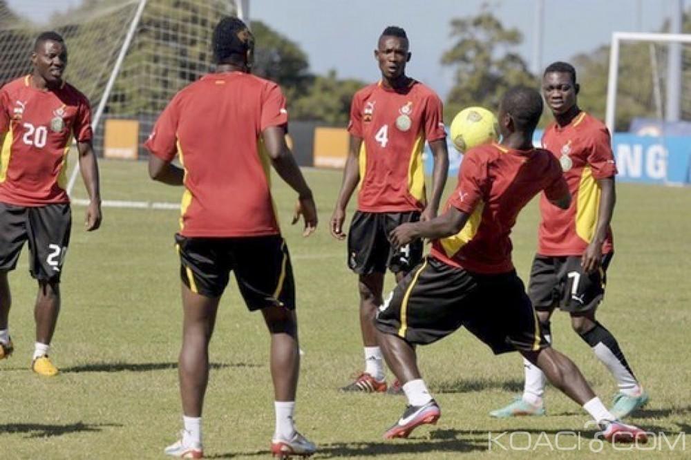 Ghana: CAN 2017, campement des Black Stars aux Emirats et non Guinée Equatoriale