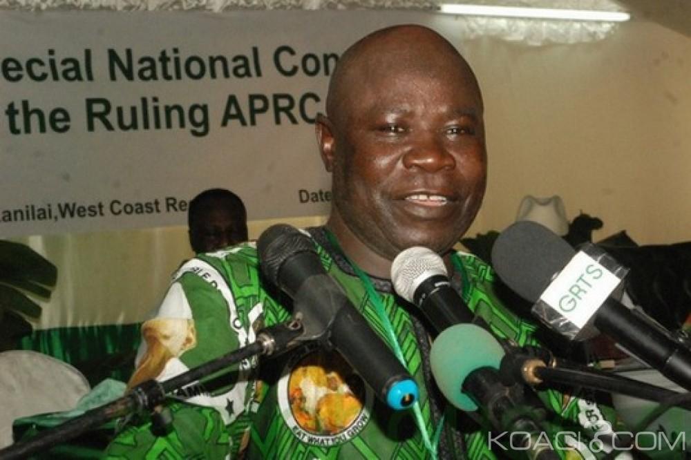 Gambie: Nouvelle pétition de l'APRC contre la Commission Electorale