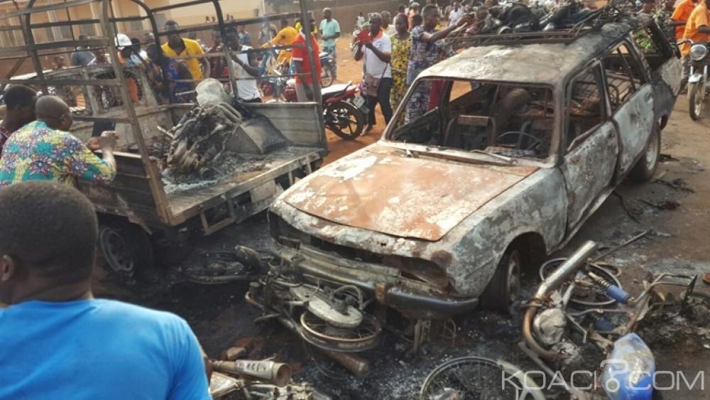 Bénin:  Affrontements à  Abomey  entre fidèles d'une église et des habitants, deux morts et des blessés