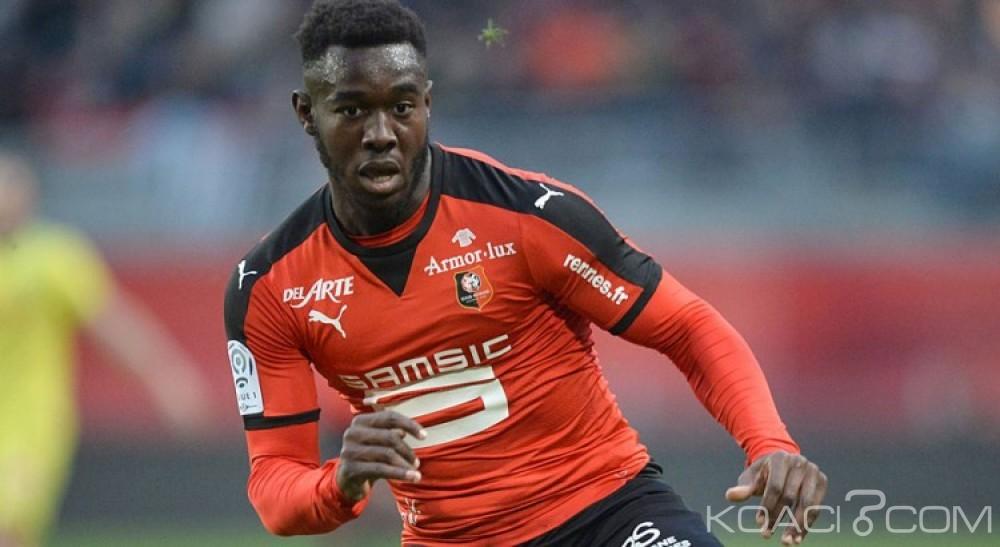 Côte d'Ivoire: Le Franco-ivoirien de Rennes Joris Gnagnon refuse une offre de 6,5 milliards du  FC Seville
