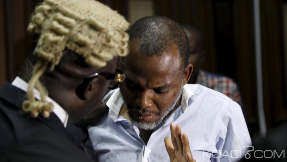 Nigeria: L'indépendantiste biafrais Nnamdi Kanu jugé à Abuja pour «trahison»