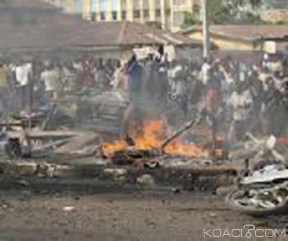 Ethiopie:  L'explosion d'une bombe dans un hôtel  fait un mort et une vingtaine de blessés