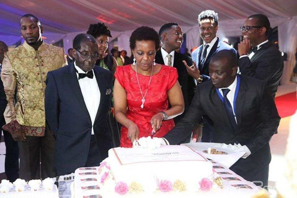 Zimbabwe: Affaire de diamant, Grace Mugabe nie avoir  saisi les propriétés d'un homme d'affaire