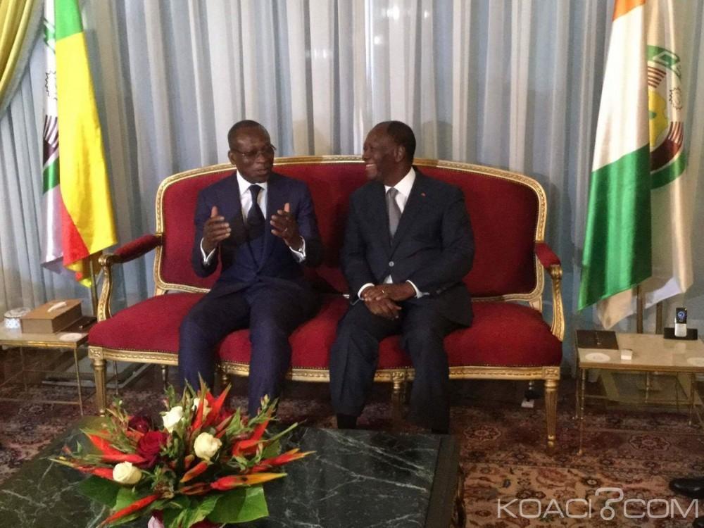 Côte d'Ivoire-Bénin: Talon félicite Ouattara pour sa gestion de la mutinerie et l'interpelle sur la gouvernance des institutions financières de la sous-région