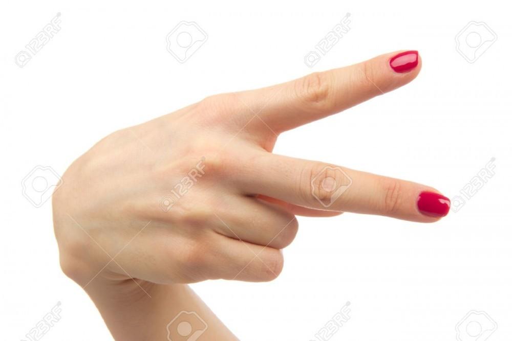 Monde: Faire un «V» avec les doigts sur une photo sera dangereux à la longue pour l'identité humaine