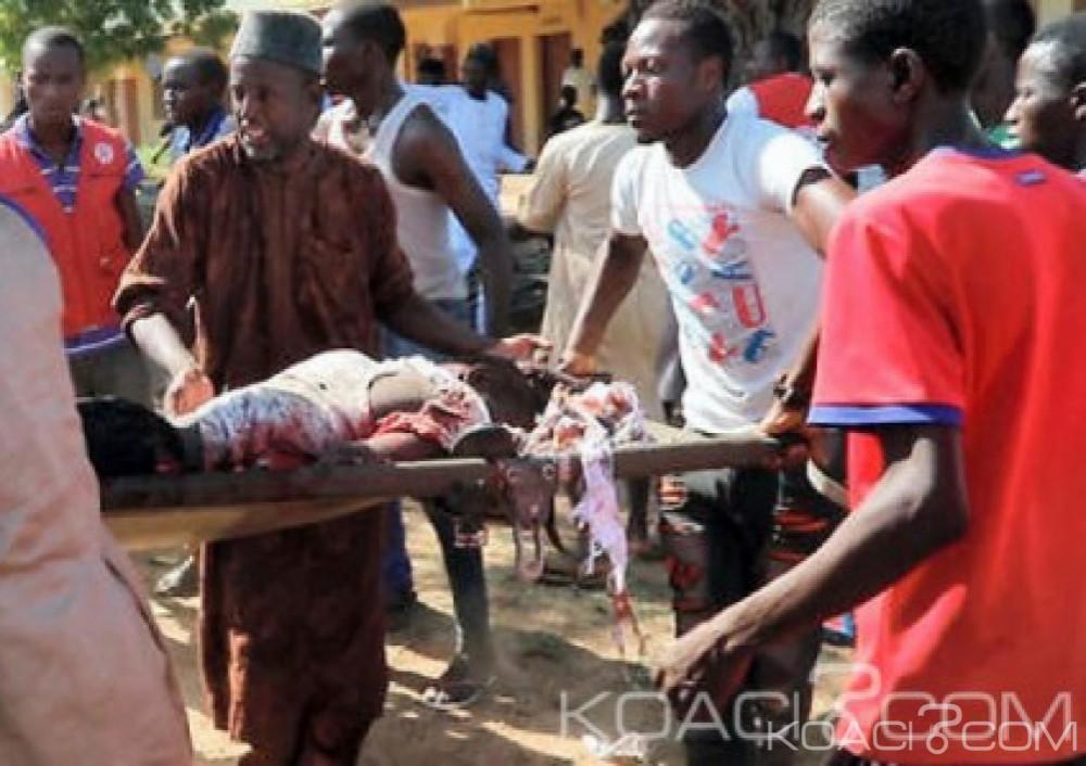 Nigeria:  Une jeune kamikaze fait deux morts au moins  à Maiduguri