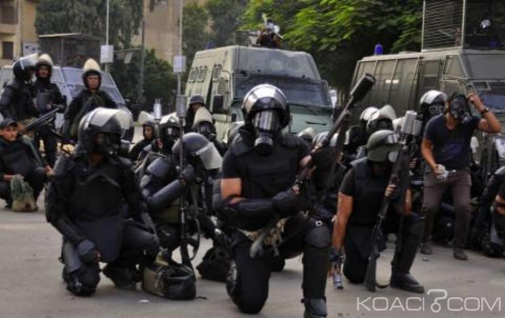 Egypte: Attaque armée contre un poste de contrôle, huit morts et trois blessés