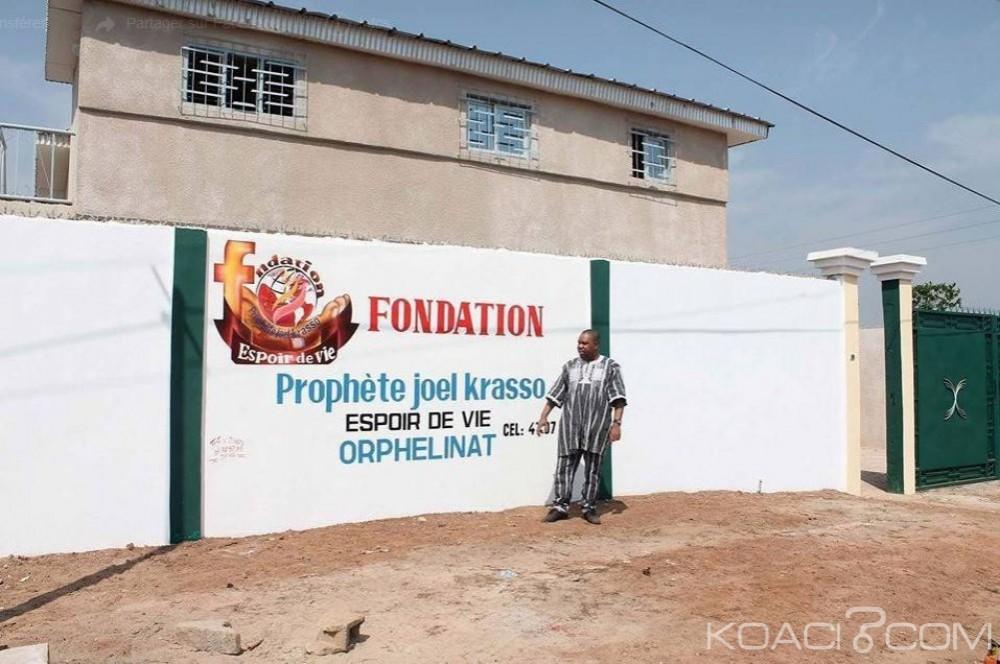 Côte d'Ivoire: Actions sociales, le  «Prophète» Joël Krasso ouvre un orphelinat à Divo