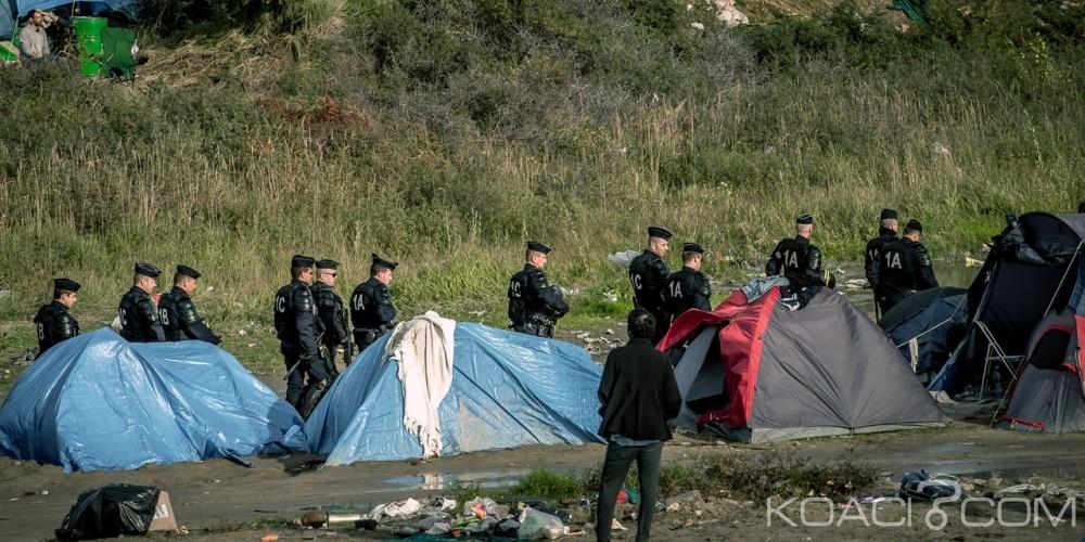 Ethiopie: Un  migrant percuté par un camion près de Calais en France