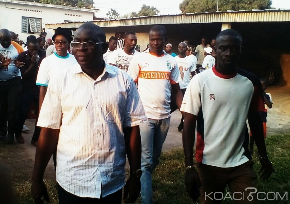 Côte d'Ivoire: Katiola, la jeunesse  parle de «licenciement politique»  et apporte son soutien à Kaotan Koné