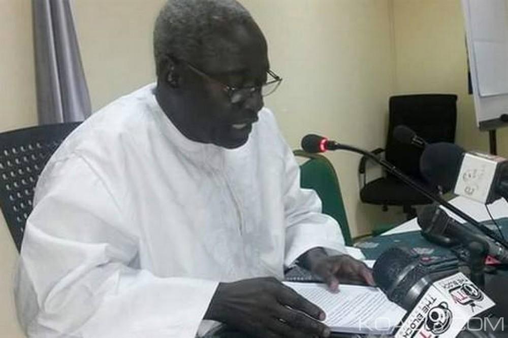 Gambie: Le porte-parole de Barrow dément le pillage des caisses du pays, l'état d'urgence levé