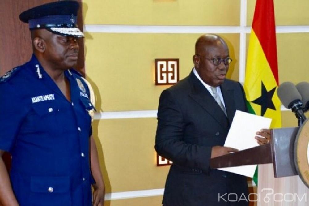 Ghana: Asante Apeatu nommé chef de police