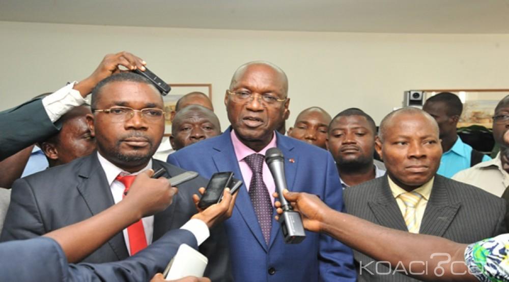 Côte d'Ivoire : Grève des fonctionnaires, un comité technique mixte mis en place pour régler le cas des 150 points de bonification indiciaire