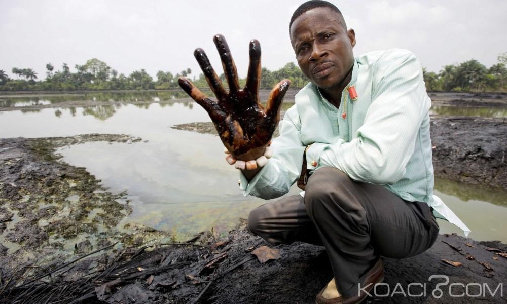 Nigeria: Accusé de pollution, le géant pétrolier Shell fixé sur son sort