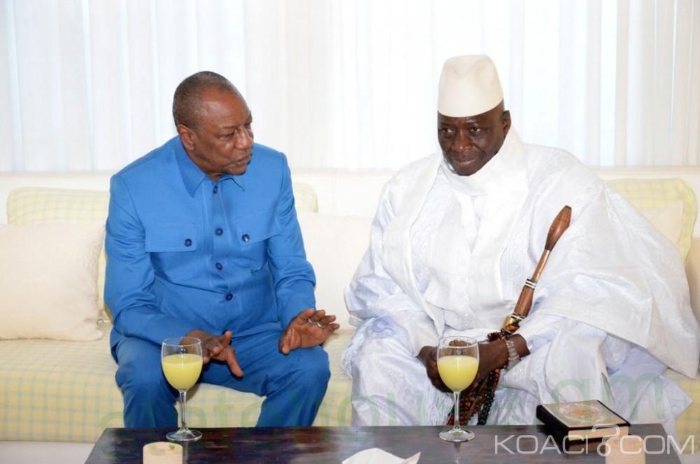 Gambie: Ce que vous ne saviez pas sur la médiation qui a poussé Jammeh à quitter le pouvoir
