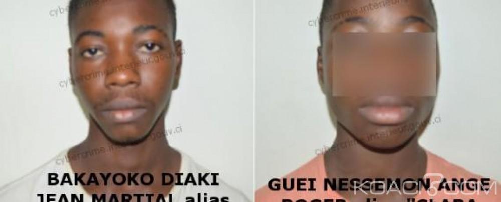 Côte d'Ivoire: Cyberdélinquance, 2 faux acheteurs en ligne à¢gés de 15 et 18 ans épinglés