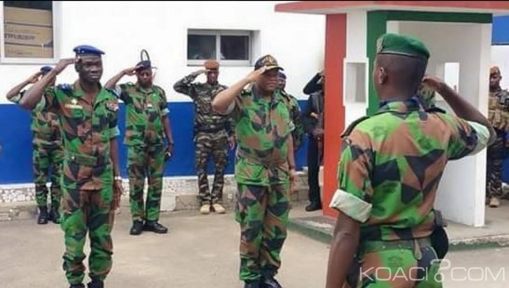 Côte d'Ivoire: Le nouveau CEMAG qui n'acceptera pas de favoritismes et de partialité sous son commandement, annonce de bonnes nouvelles aux marins