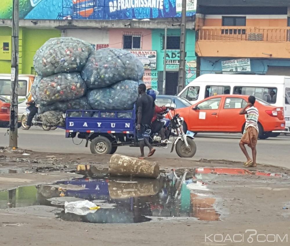 Côte d'Ivoire: Commerce de bouteilles plastiques, réel danger pour la santé