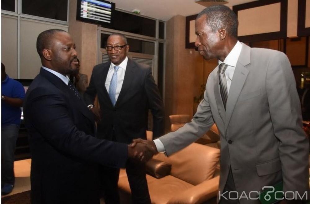 Côte d'Ivoire: Assemblée Nationale, Guillaume Soro en voyage au Canada, la raison