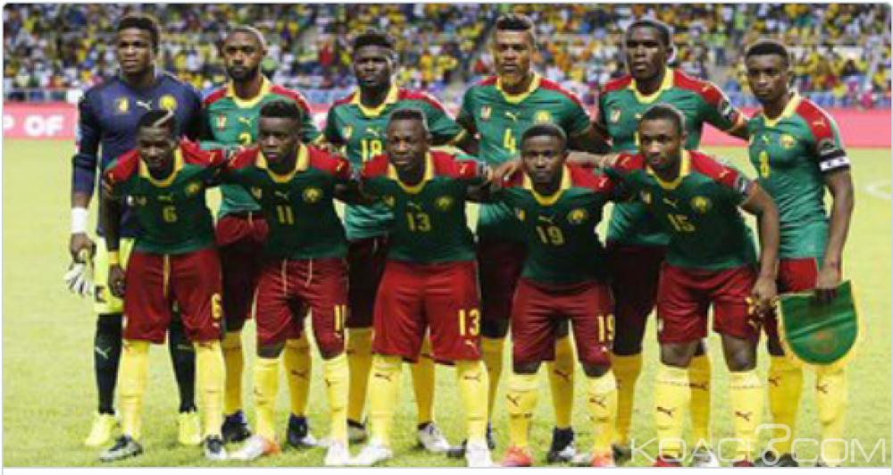Cameroun: CAN Total Gabon 2017, voici les onze joueurs d'Hugo Broos contre le Ghana