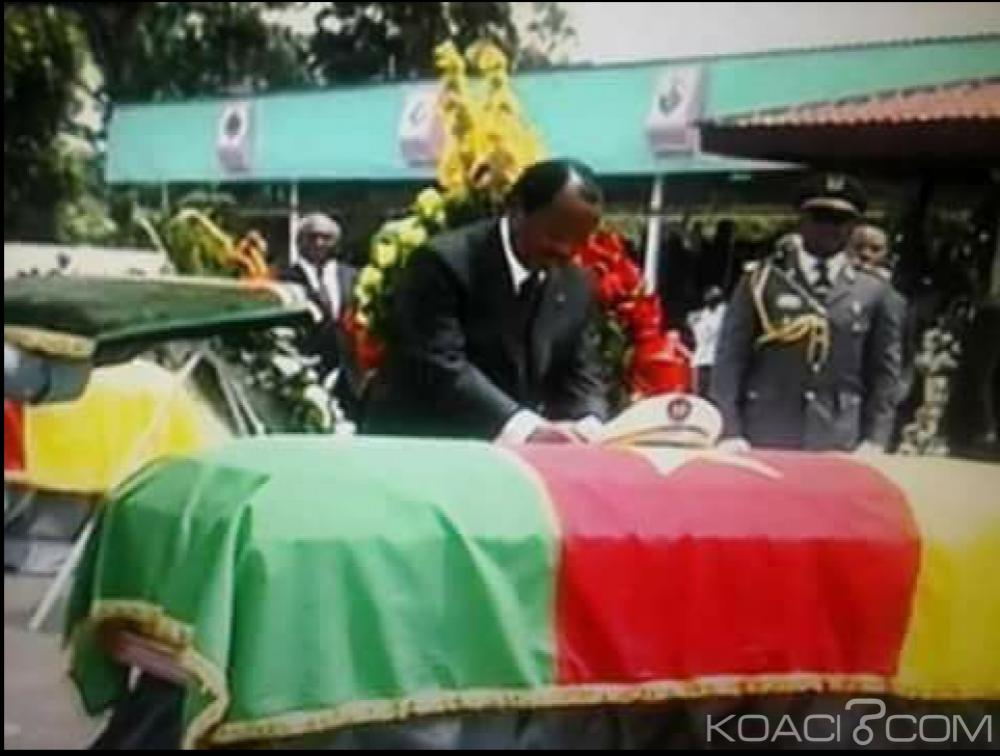Cameroun: Hommages aux soldats morts dans le crash, Biya lance un appel à la solidarité nationale