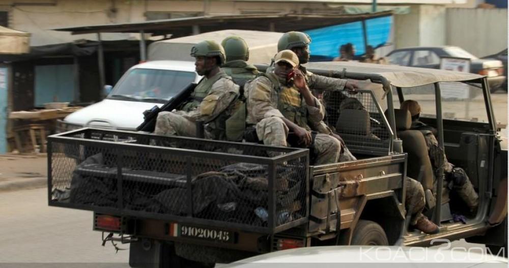 Côte d'Ivoire: Le calme est revenu à Adiaké, après que la situation eût été réglée entre militaires