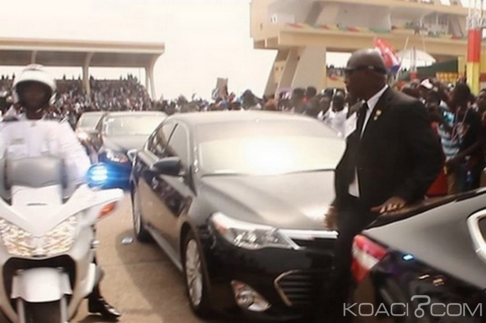 Ghana: Affaire de 200 véhicules emportés, le NDC dément et défie le gouvernement