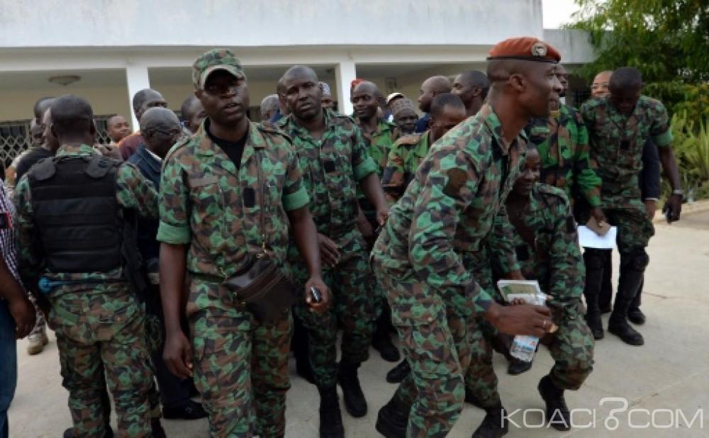 Côte d'Ivoire: Voici ce que révèleraient les dernières mutineries selon l'ONUCI, précisions sur l'accord d'Adiaké