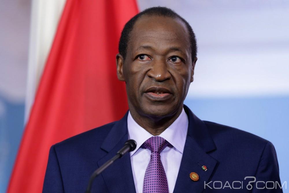 Burkina Faso: Vers un jugement «par contumace» du président déchu Blaise Compaoré