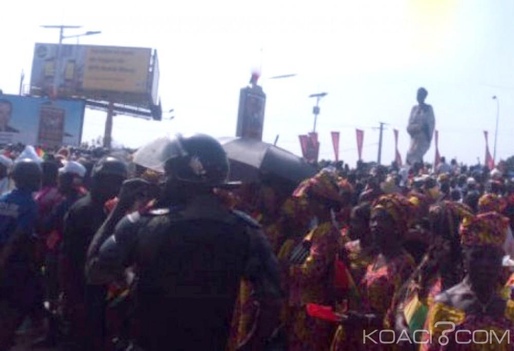 Koacinaute: Accueil triomphal du Roi Mohammed VI, un grand leader africain, en République de Guinée.