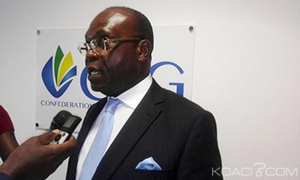 Koacinaute:  Election a la Confédération Patronale du Gabon