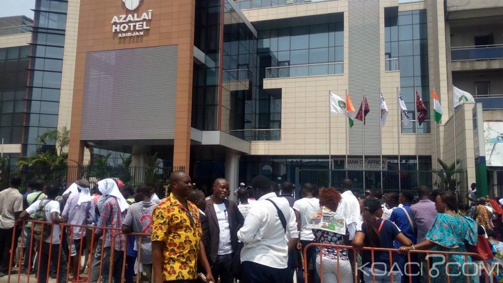 Côte d'Ivoire: Inauguration d'Azalaï Hôtel Abidjan, un complexe hôtelier de quatre étoiles