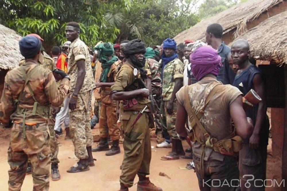 Centrafrique: 40 éléments lourdement armés du Fprc stoppés par des hélicoptères de la Minusca