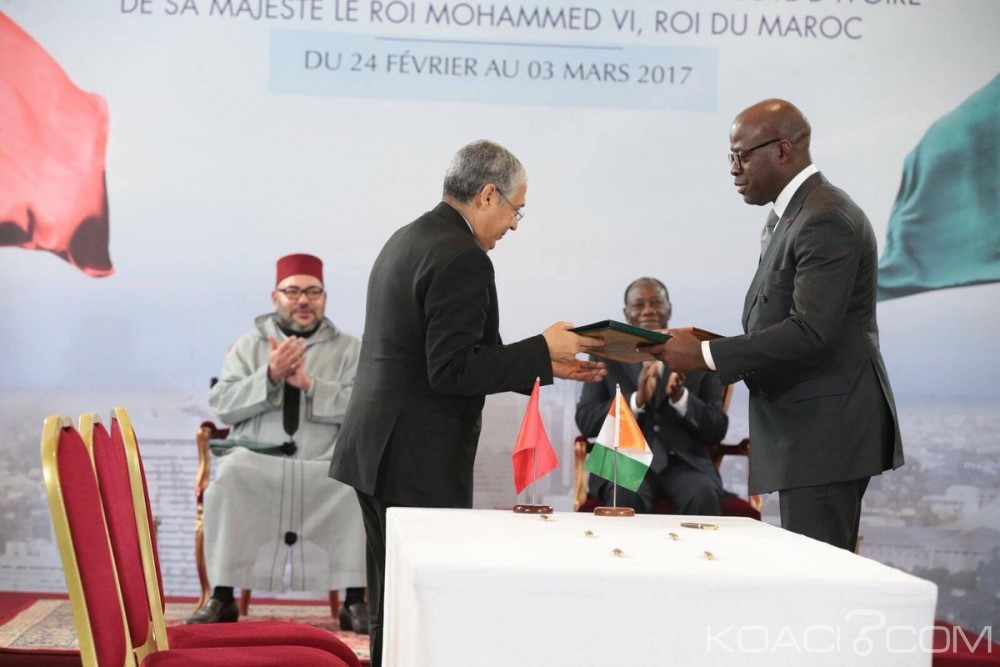 Côte d'Ivoire: Les recommandations des patronats au Président ivoirien et au Roi du Maroc