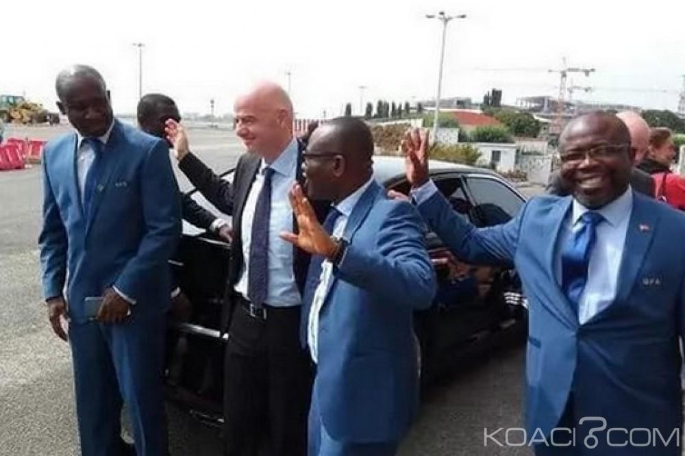 Mondial 2026: Depuis Accra, le président de la FIFA promet plus de 7 places pour l'Afrique