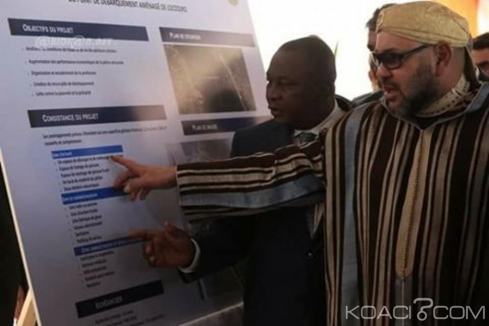 Côte d'Ivoire: La Fondation Mohammed VI finance la Construction d'un débarcadère à Locodjro