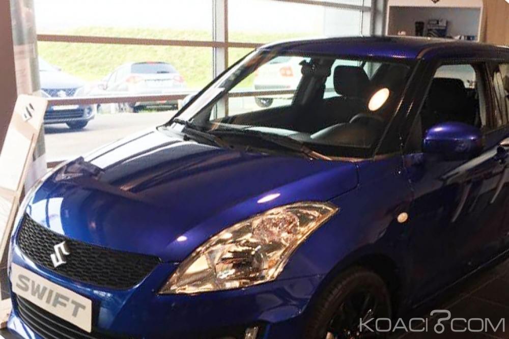 Côte d'Ivoire: CFAO Motors CI va distribuer Suzuki