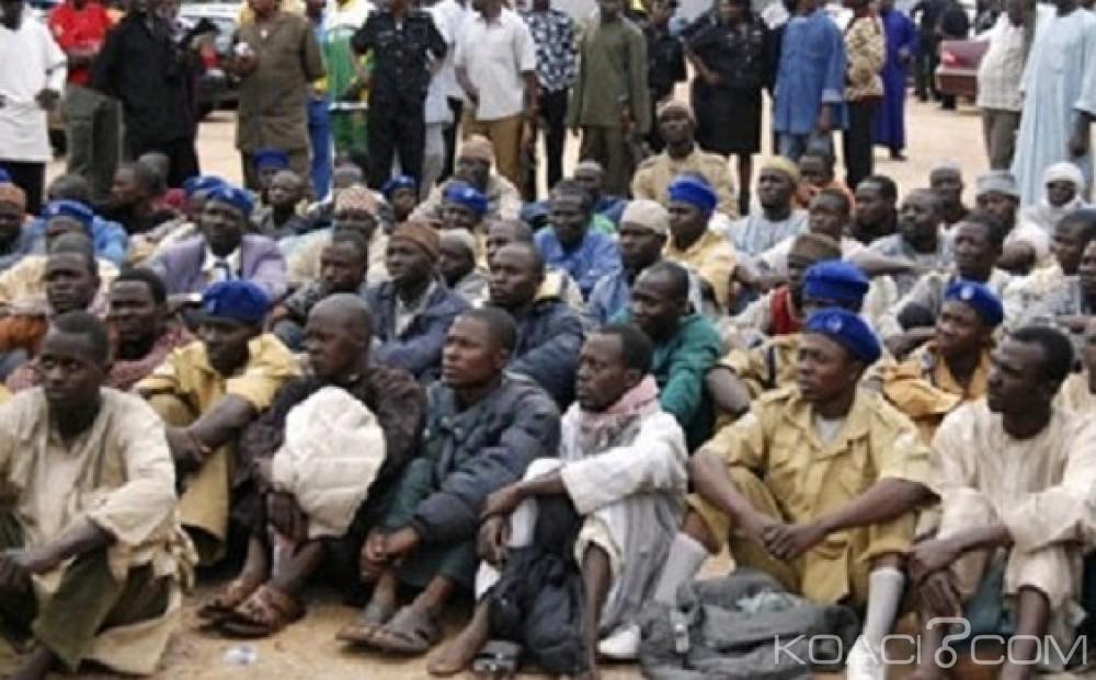 Niger: 130 présumés islamistes désertent les rangs de Boko Haram