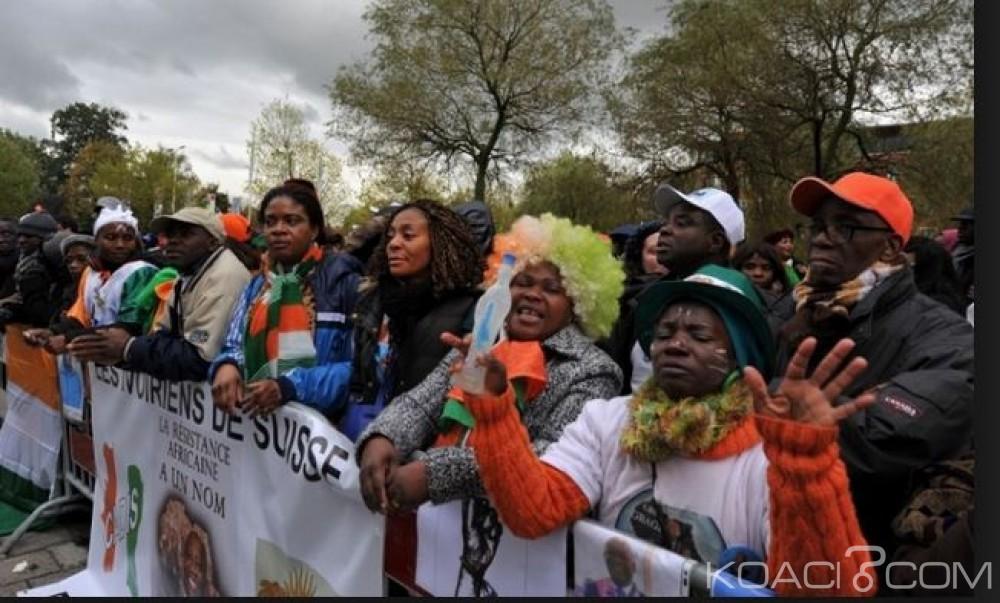 Côte d'Ivoire: Les pro-Gbagbo vont assiéger le parlement Européen au jour anniversaire de son arrestation