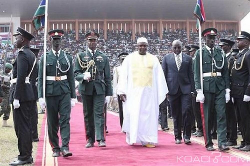 Gambie: 18 soldats dont 3 Généraux réintégrés dans l'Armée