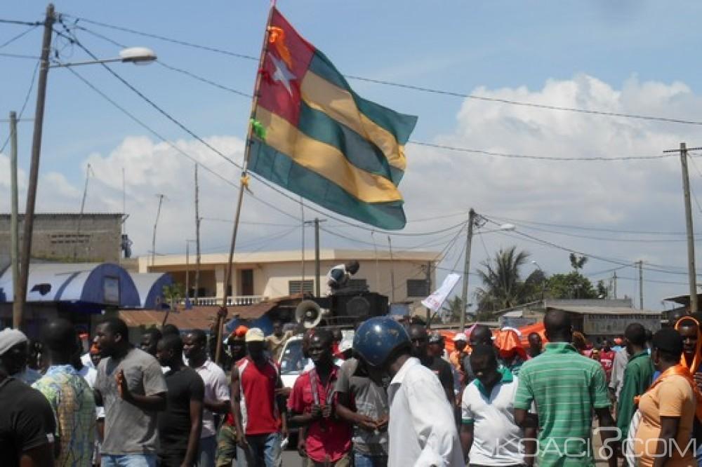 Togo : Le CAP 2015 annonce son retour dans les rues pour ce samedi