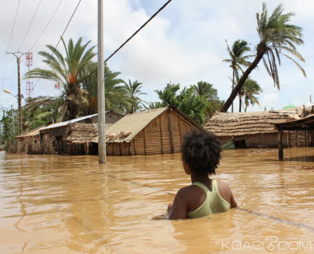 Madagascar:  Cyclone Enawo, 5 morts et 12 000 sinistrés recensés
